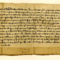 Charter by Michael Wemyss of that Ilk to David Wemyss, of an annuity from the Mill of Methil, c. 1332