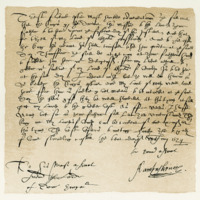 Letter by Adam Erskine, Commendator of Cambuskenneth, to the Laird of Dun, younger, 10th June 1579