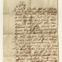 Letter from James, Marquis of Montrose, to the Laird of Grant, 19th May 1646