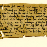 Charter by King David I to Robert Bruce, of the lands of Annandale and Selkirk in Forest, c. 1125-1129