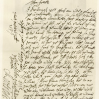 Letter from James, Marquis of Montrose, to Sir George Stirling of Keir, 26th July 1647