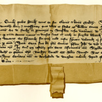 Charter by King David II confirming a charter by William, Earl of Sutherland, to John de Tarrell, of the lands of Rovie in Strathfleet, 28th June 1363