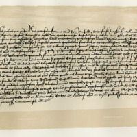 Lease by George, Bishop of Dunkeld, to George, Master of Angus, and Lady Elizabeth Drummond, his spouse, to the teinds of Boncle and Preston. Dunbar, 6th August 1505