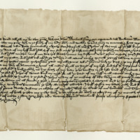 Bond of Manrent by John Melville, younger, of Raith, to Sir John Wemyss of that Ilk, 16th August 1487