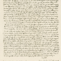 Letter by James Sharp, Archbishop of St Andrews, to Lord Tarbet, 21st November 1674